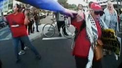 Video Show Cop Pushing, Pepper Spraying Elderly Women