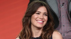 Mandy Moore posts '90s throwback photo featuring a perm and braces