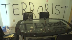 Vandal Leaves Death Threats in Iranian Man's Oregon Home