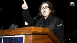 Rosie O'Donnell to Trump: 'The game is over'