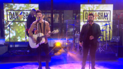 Watch Dan + Shay perform 'When I Pray for You' from 'The Shack' live on TODAY
