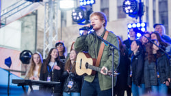 Watch Ed Sheeran perform 'Castle on the Hill' live on TODAY