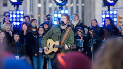 Watch Ed Sheeran perform new song 'Supermarket Flowers' live on TODAY