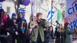 See Ed Sheeran perform 'What Do I Know?' live on TODAY