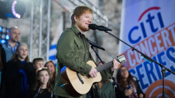 Watch Ed Sheeran perform 'Shape of You' live on TODAY