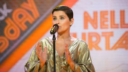 Watch Nelly Furtado perform 'Powerless (Say What You Want)' live on TODAY