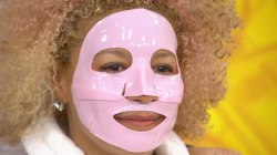 From rubber to lace, these facial masks will work wonders on your skin