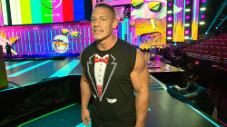 See John Cena get slimed at Nickelodeon Kids' Choice Awards