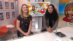 Jenna Bush Hager and Jordin Sparks reveal their favorite things