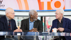 Watch Morgan Freeman, Michael Caine and Alan Arkin disagree about EVERYTHING