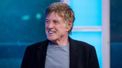 Robert Redford on Netflix movie 'The Discovery' and mysteries of the afterlife