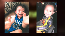 2 toddlers in Amber Alert found safe after car theft
