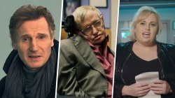 Watch Liam Neeson, Rebel Wilson, others audition to be Stephen Hawking's new voice