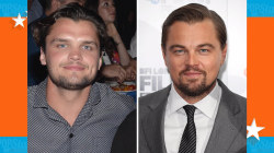 Leonardo DiCaprio's new doppelganger is Jack Nicholson's son Ray