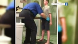 TSA under fire after mother posts video of her son's 'horrifying' pat-down