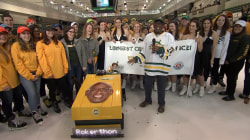 Rokerthon: Al Roker takes a victory lap at SUNY Oswego after a record-breaking week