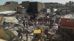 US military acknowledges airstrike in Iraq that killed more than 100 civilians