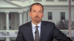Chuck Todd: It's 'surprising' Republicans are 'walking away' from health care after 17 days