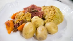 Make authentic Irish corned beef and cabbage for St. Patrick's Day