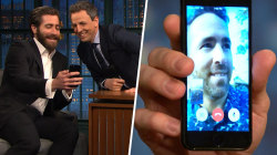 Seth Meyers doubts that Jake Gyllenhaal and Ryan Reynolds are really friends