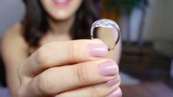 An easy DIY way to resize your ring
