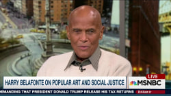 Harry Belafonte on 60+ years on social justice