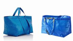 $2,145 Balenciaga bag looks just like Ikea's iconic 99-cent shopping bag
