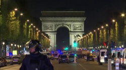 Paris Attack: 1 Officer Killed, 2 Injured on Champs-Elysees