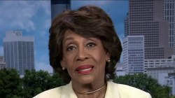 Rep. Waters: What we're experiencing with Trump is 'abnormal'