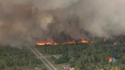 Wildfires Rage in Drought-Stricken Florida, Force Thousands from Homes