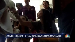 How One Woman is Bringing Relief to Children Caught in Venezuela's Hunger Crisis