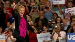"""A campaign """"shattered,"""" glass ceiling left intact"""