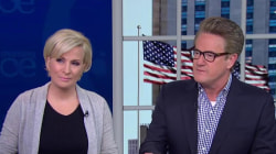 Joe and Mika Look at French Election and Trump's Low Rating