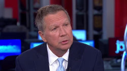 Kasich Says His New Book Looks at Faith and Moral Decline and talks Trump