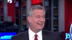 DeBlasio: Crime Rate Down in New York City