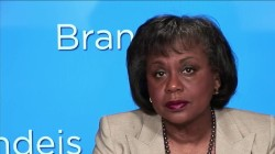 Anita Hill: Sexual harassment is a cultural problem