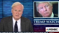 Matthews: I want Trump to genuflect to the fact he lied