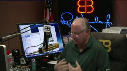Limbaugh slams Trump for 'caving' on border wall