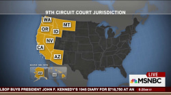 Republicans set sights on 9th Circuit Court After Rulings