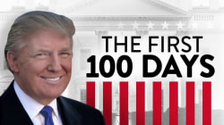 Watch Trump's First 100 Days in 360 Seconds