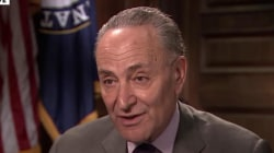 Schumer: 100 Days In, Trump Not a Great Negotiator