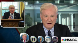 Matthews: Trump brags but he doesn't actually perform