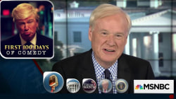 Matthews: Imagine having a woman play Donald Trump