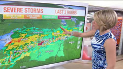 30 million under flash flood watch after severe storms slam Midwest