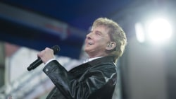 Watch Barry Manilow performs 'Copacabana,' by popular demand from the TODAY anchors