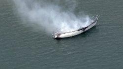 Good Samaritans Pull Family From Burning Boat
