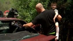 Tiny Hero Saves Dad's Life