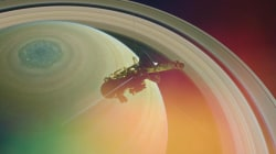 "Cassini Will Crash Into Saturn After Its ""Grand Finale"" Mission"