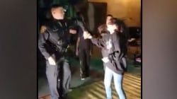 Salsa Dancing Cop Becomes a Viral Sensation