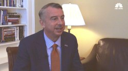 Ed Gillespie Talks Economic Goals in Race for Virginia Governor